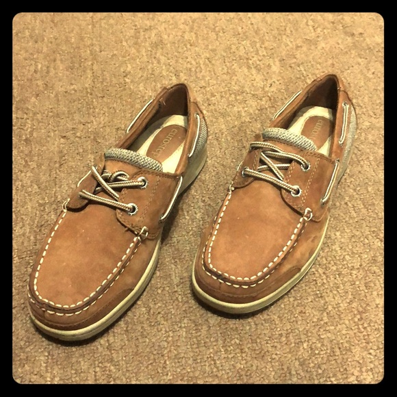EuroStep Shoes - Boat shoes with great inner support